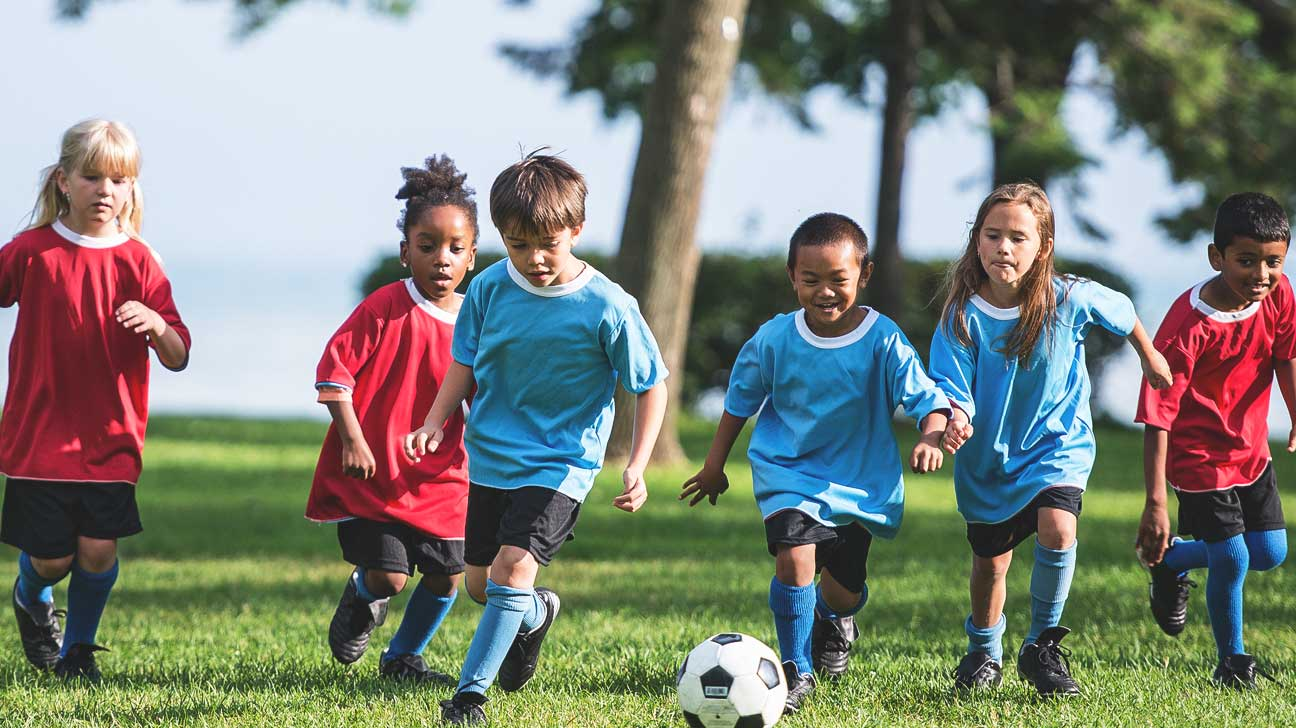 Motivating children to takeup sports