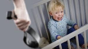 Spanking Children