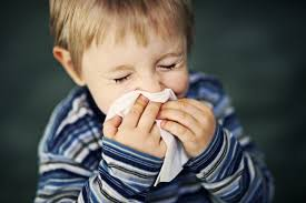 common cold among children
