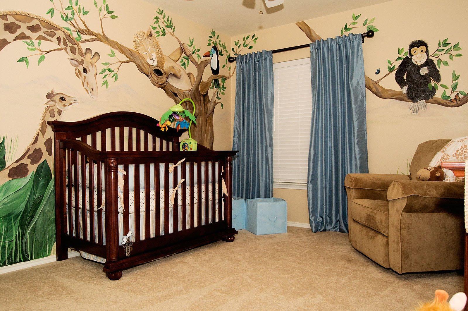 designing babys room
