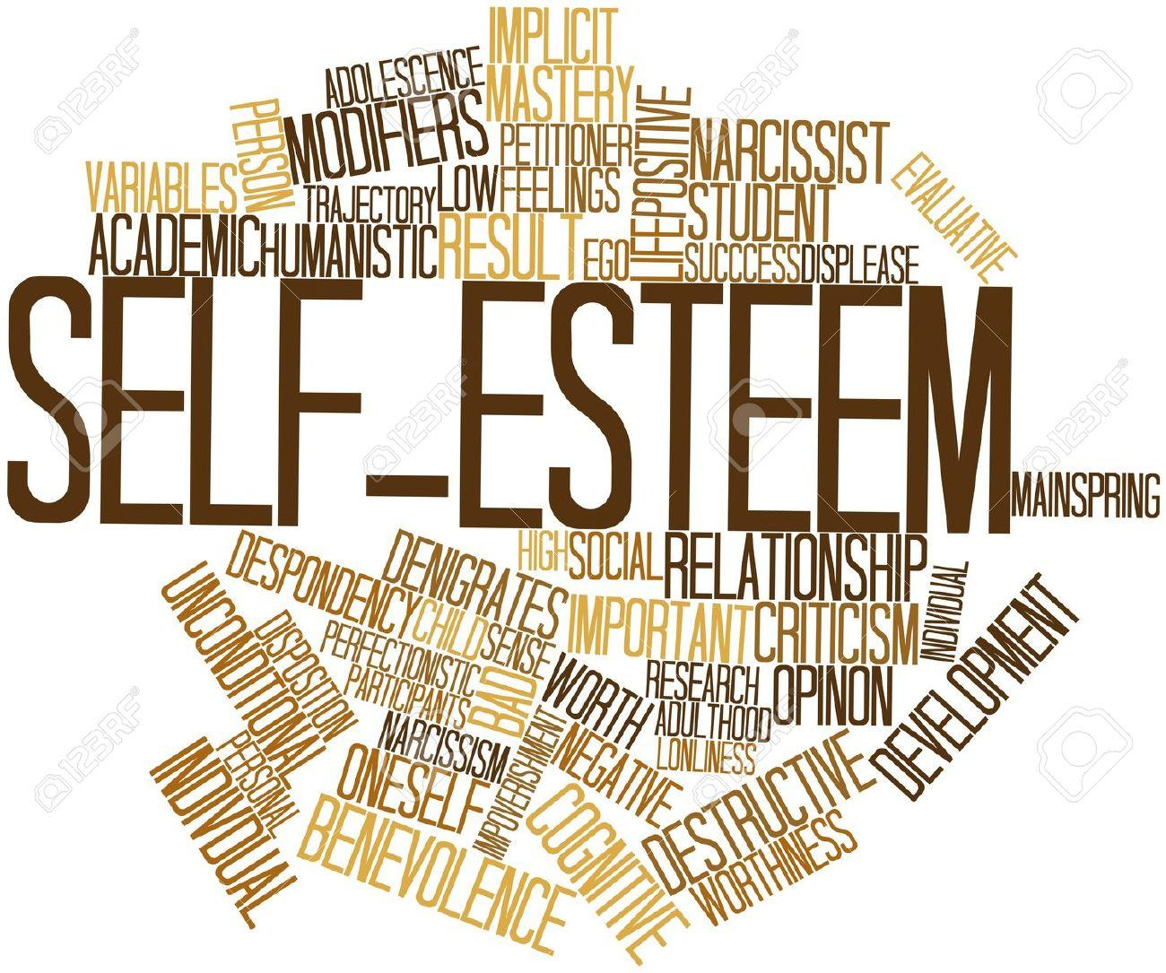 Building self esteem